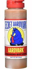 Secret Aardvark Habanero Hot Sauce