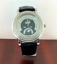 Parmigiani Toric Retrograde Perpetual Calendar White Gold Watch New!MSRP $79,950