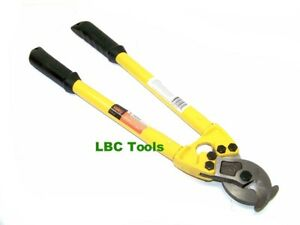 """18"""" 450 mm Cable Cutter Wire Cutter Electrical Copper Aluminum Cable Cutter Tool"""