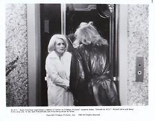 Angie Dickinson Michael Caine Dressed To Kill De Palma Original Vintage 1980