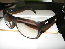 POC Want Sunglasses - New- Tortoise Brown -Brown Silver mirror lens