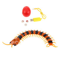 Halloween Remote Control Animal Centipede Creepy-crawly Prank Funny Toy Gift Kid