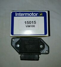FORD VAUXHALL SAAB OPEL IGNITION MODULE INTERMOTOR 15015