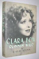 Clara Bow: Runnin' Wild by Stenn, David