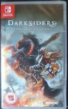 DARKSIDERS : WARMASTER EDITION NINTENDO SWITCH NEW AND SEALED UK FAST DISPATCH