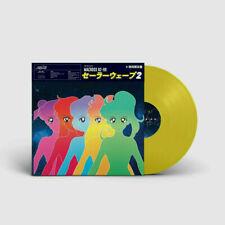 Macross 82-99 - Sailorwave II 2 180-GM YELLOW COLOR Vinyl LP x/500 1st Press NEW