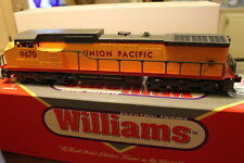 Williams trains Union Pacific Dash 9 Freight Locomotive #9670 LIONEL