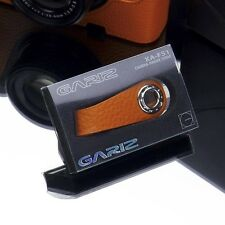 Gariz Orange Finger Strap XS-FS1OR Sony NEX Olympus EM5 Lumix Leica