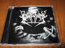 """BLODSKALD """"Videndret"""" CD  nehemah setherial"""