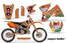 KTM C2 SX,XC,MXC Graphics Kit AMR Racing Bike Decal Sticker Part 98-00 VEGAS ORG