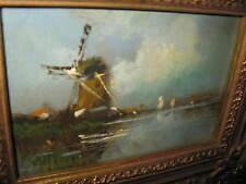DONGEN Henk van, *1928 Wundervolle Sommerlandschaft