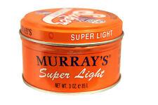 MURRAY'S (MURRAYS) SUPER LIGHT HAIR DRESSING POMADE  3 OZ.