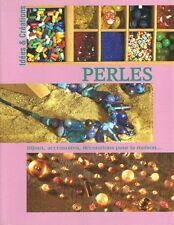 Livre Perles bijoux, accessoires, décorations  pour la maison /AA15