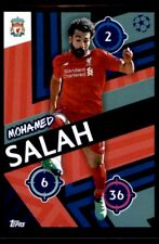 Topps Champions League 2018/19 - Mohamed Salah Liverpool FC No. 215