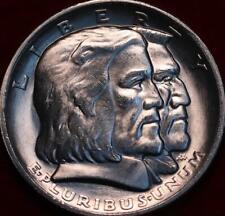 Uncirculated 1936 Long Island Silver Comm Half Dollar