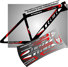 TREK ADESIVI stickers aufkleber autocollant WELCOME international buyers