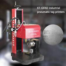 Salename Plate Part Marking Tags Engraver Pneumatic Dot Marking Machine Usa
