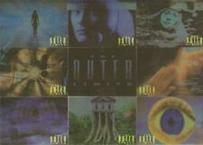 Outer Limits Sex, Cyborgs & Science Fiction Opening Monologue Chase Card Set