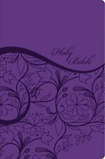 Sisters in Faith Holy Bible by Thomas Nelson Publishing Staff (2012, Imitation L