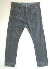 LEVI'S 21111 Drop Crotch Jeans Men's Size W34 L32 Great Condition