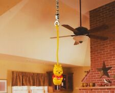 Disney lighting parts and accessories ebay disney winnie the pooh ceiling fan pull light lamp chain decoration k1208 c mozeypictures Gallery