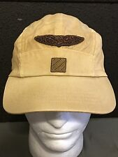 New $115 Ralph Lauren Double RL Brigade Hat Cap RRL Polo Fitted 92 Pwing Small