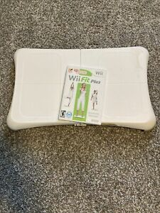 Wii Fit with Balance Board Bundle and Wii Fit Plus (Nintendo Wii)
