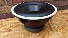 "1 10"" Tannoy A100431-04RB Arena Bash Sub woofer Speaker Original Working"