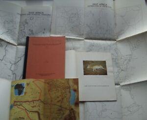 EAST AFRICA - GAME ANIMAL STUDIES KENYA UGANDA KRUGER PARK E.B. WORTHINGTON
