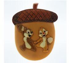 Disney Disneyland Parks Olszewski PokitPal Chip & Dale Chipmunks Donald Duck NIB