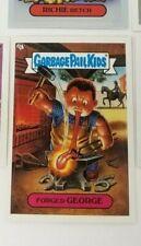 Garbage Pail Kids Lot Forged George #7a 10a 11b 14a 16b 18a 19a 25b 27b 35b 39a