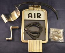CHROME KIT FOR ECO AIR METERS-35 PIECES-INCLUDING EIGHT WHITE FIBER WASHERS
