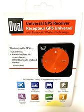 Dual Electronics XGPS150A Universal Bluetooth GPS Receiver for PortableDevices A