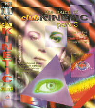 CLUB KINETIC - THE SOUND OF CLUB KINETIC PART 3 (CD'S) HAPPY HARDCORE 1995