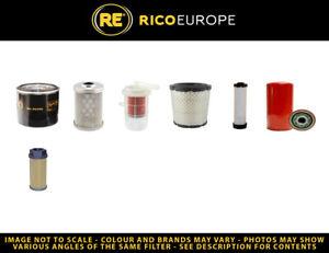 Volvo EC13 Filter Service Kit