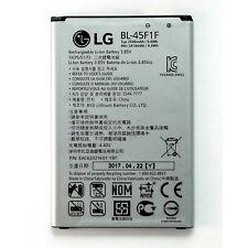 Lg K4 K8 Cell Phone Li-ion Battery 3.85V 2500mAh 9.6Wh Bl-45F1F Eac63321601 Oem