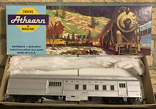 Athearn Work Train 1150 Santa Fe Kitchen Dining Pre-owned