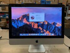 Apple iMac 21.5 inch All-in-One Intel 2.5GHz i5, 256GB SSD 16GB RAM (2011)