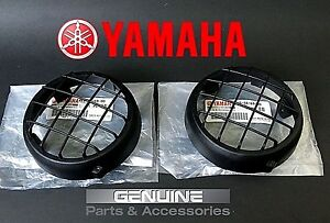 Headlight Head Light Covers Guard OEM Yamaha Banshee Warrior Wolverine 350