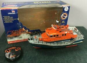 Severn RNLI Radio Controller 1:20 Scaled Model Life Boat 2.4GHs W/ Remote