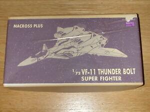 VF-11 Thunder Bolt Super Fighter Valkyrie 1/72 resin Kit (Retppu) Macross Plus