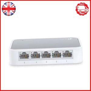 TP-LINK TL-SF1005D V14 5-Ports 10/100 Mbps Desktop Ethernet Switch