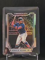 2019 Obsidian Baseball Ronald Acuna Jr