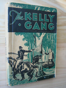 THE NED KELLY GANG,C.H,Chomley,1900,ist edition,Softcover,Illustr.159pp,VGC.