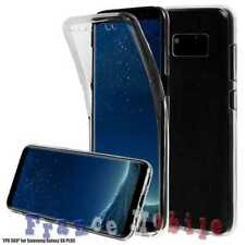 Coque Transparent 360 pour Samsung Galaxy S8 Plus Integrale Housse Case Cover