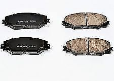 4 New  Power Stop Ceramic Front Disc Brake Pads 16-1211