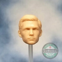 "ML326 Custom Cast head use w/ 6"" Marvel Legends Star Wars Black Series"