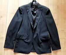 John Richmond chaqueta XL 52 Jacket BLAZER chaqueta jr rich Suit traje de cuero Leather
