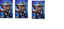 3 x WILDSTAR PC DVD-ROM Online Game BRAND NEW!!! FACTORY SEALED!!!