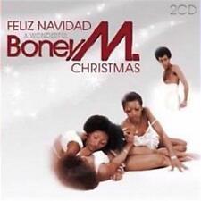 BONEY M FELIZ NAVIDAD A Wonderful Boney M Christmas 2 CD NEW